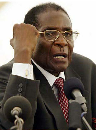ten reasons why mugabe critics should belt up